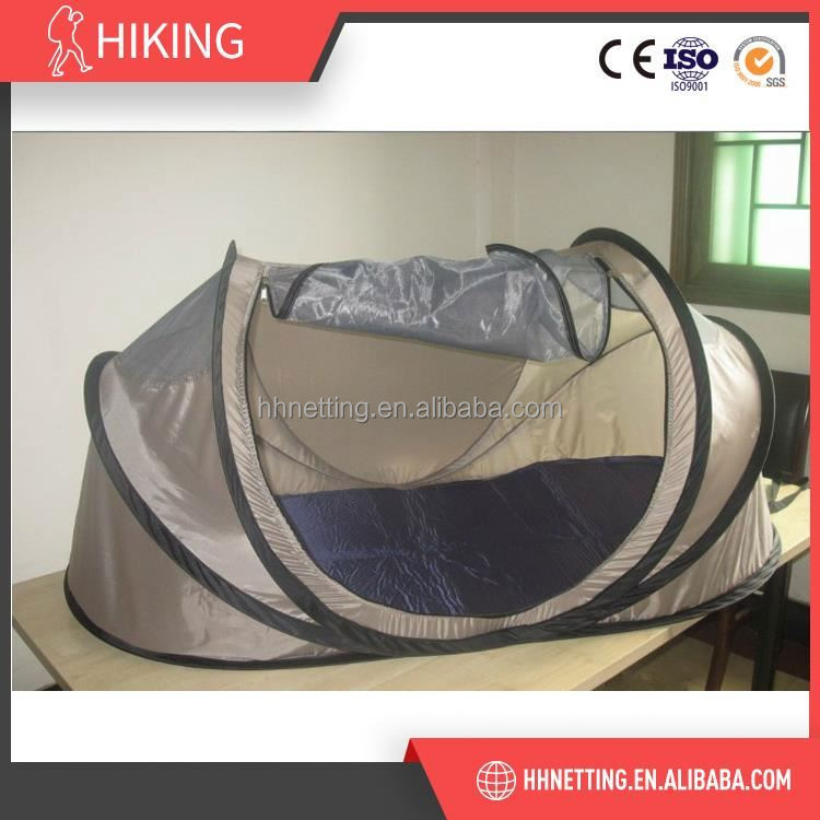 Canvas Double Door Waterproof Camping Tent