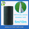 good adhesion artificial grass/turf jointing adhesive tape