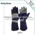 Karting gloves Black