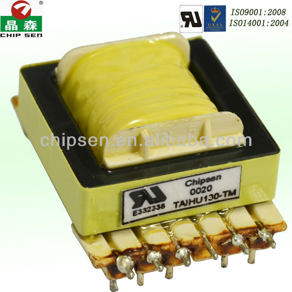 EE EER ETD EFD PQ RM Type High Frequency RV Flyback Transformer