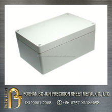 china customized electric metal box , aluminum junction box