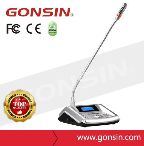 GONSIN TL-VCB4200 Digital Conference Microphone System with voting and interpretation