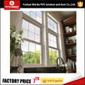 Iron grill design US styles single hung window lifting window