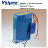 New high capicity 12V 30Ah lifepo4 battery pack with high rate discharge
