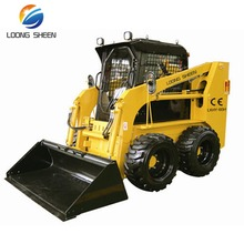 Good Engine New Cheap Mini Skid Steer Loader For Sale