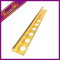 Discount offered ceramic wall tile decoration edge metal trim