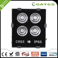 70W waterproof LED flood light CE ROHS certificated with IES file for outdoor using