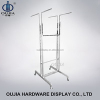 mens clothes display rack /stand for clothing store