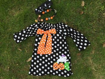 kids Halloween dress baby boutique dress girls boo ghost dress for Halloween Contact Suppliers Compare Suppliers Yiwu Boya Skirt