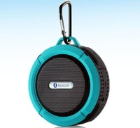 Manufacturer Outdoor Portable Waterproof Bluetooth Wireless Speaker With Hanger