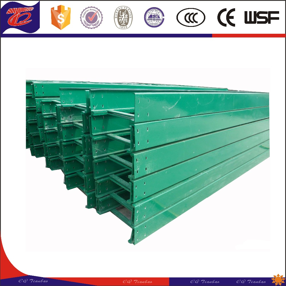 Ladder Tray Type and FRP Material grp cable ladder