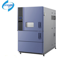 Hot and Cold Temperature Impact Tester Thermal Shock Chamber
