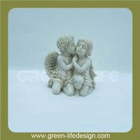 Decorative Resin Angel Statue Wholesale Small Baby Angel Figurines