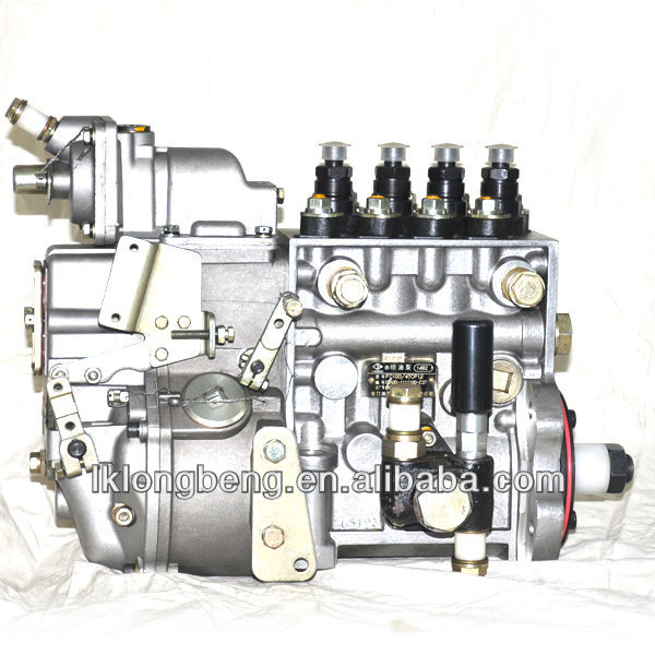 4 cylinders in-line P7100 fuel injection pump