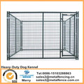 6 ft x 10 ft x 10 ft Tarter Farm and Ranch Equipment heavy duty Welded Wire Kennel Kit