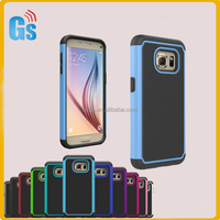Wholesale Electronics USA 2 In 1 Silicone Case Hybrid Cover For Samsung Galaxy S7 G930 G9300