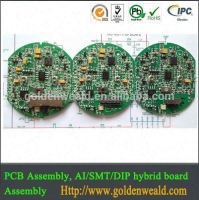 pcb assembly/pcba/pcb and components supplier PCBA Assembly led control pcba