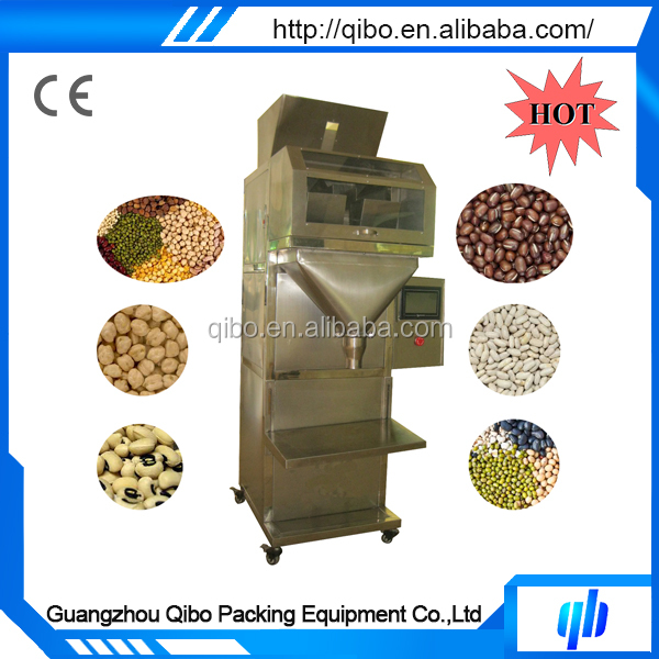 green bean peanut semi automatic weighing scale