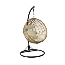 giant bird nest rattan wicker hanging chair for sale