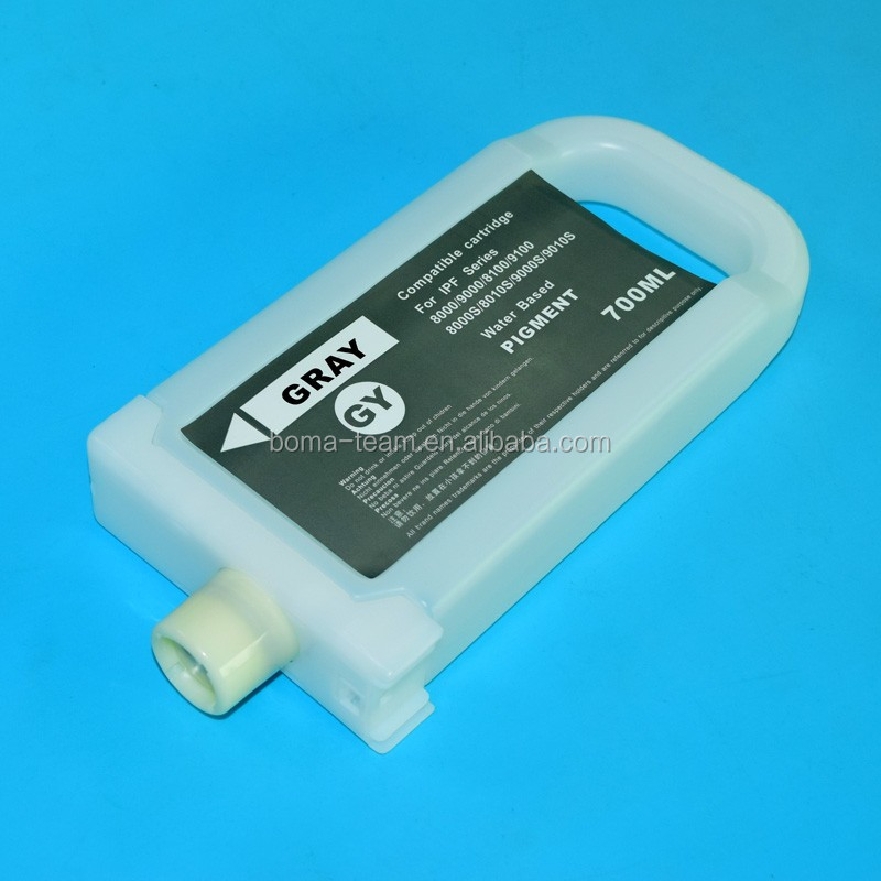 For Canon PFI-704 Refillable ink cartridge For Canon iPF8300s iPF8310s Compatible cartridge