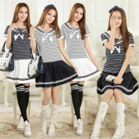 Design High Quality International Japan Sexy School Girl Costume Sex Uniform
