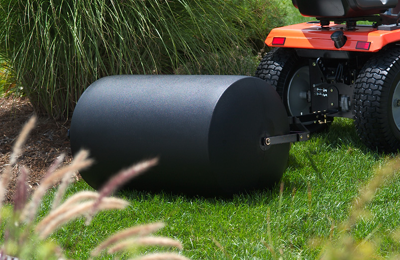 TI-023 Factory directly hand push lawn roller