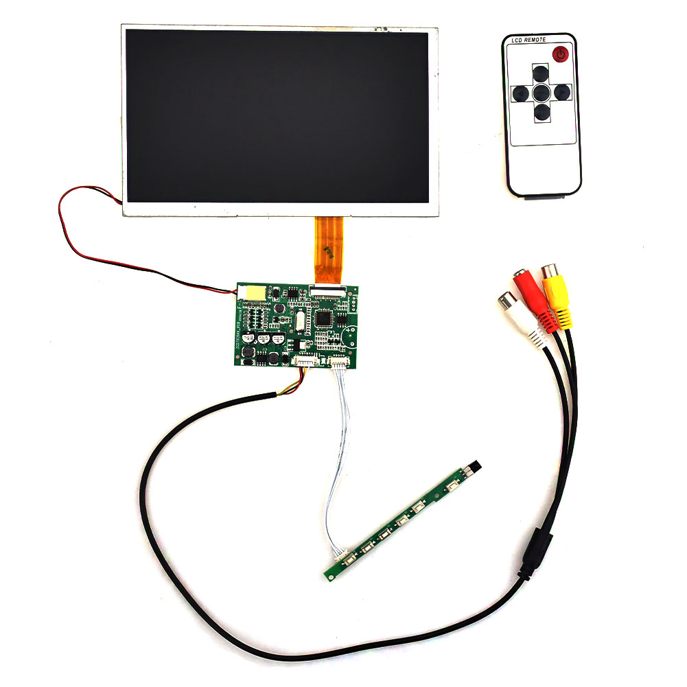 <strong>A070FW03</strong> Universal LCD Display Screen Model Panel + Driver Board Kit