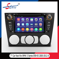 Android 2 Din 7 Inch Android GPS For BMW E90 2005 With Car DVD Player