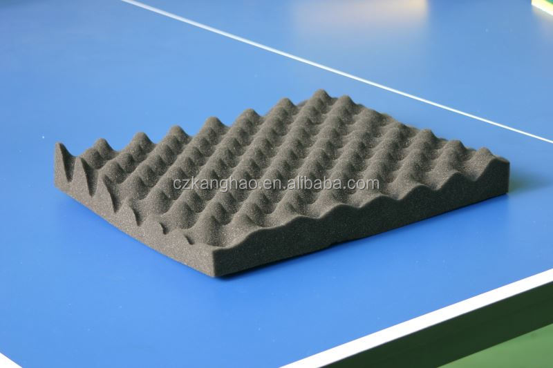 PMGRC7165 Soundproofing alumium foil backed foam with 10mm thickness sound insulation sound damping material