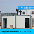 flat pack/movable house for living