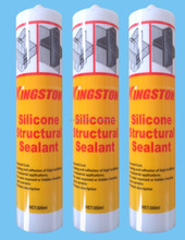 Glazing Silicone Sealant (Cartridge & Sausage Packing)