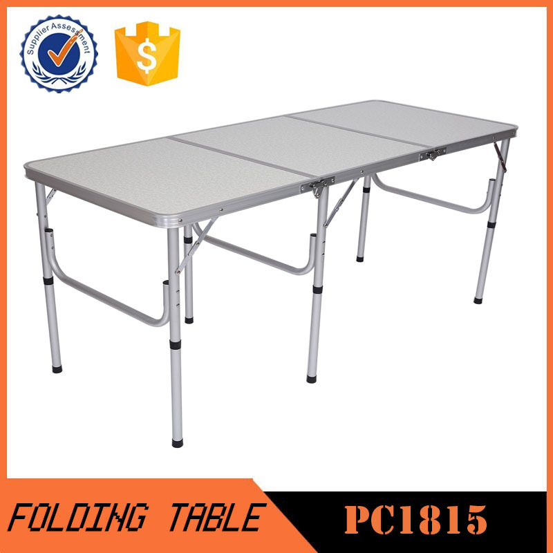 Camping aluminum table 3 Portable Picnic changing table