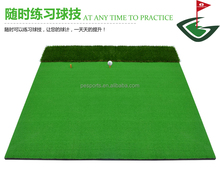 Mini Golf Putting Green Artificial Grass for indoor /outdoor golf hitting Mat mini golf pad with PP/PE