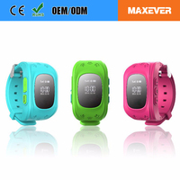 GSM,GPRS Communication Remote debugging Support Kid Phone Wrist Watch
