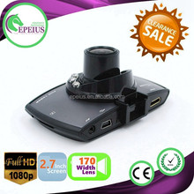 TOP SALES G30 1080P HD NIGHT VISION DASH CAMERA HIGH-DEFINITION LENS ULTRA ODM OEM CAR DVR