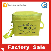 600D polyester material wholesale promotional lunch thermo bag for lunch box
