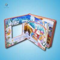Hardcover children board book print factory,children book publishers in china