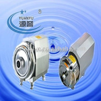 Professional China Sanitary food grade stainless steel ABB motor or China motor centrifugal pump