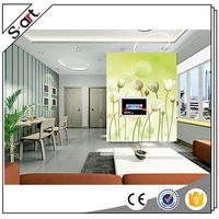 Custom made original design mural wallpaper 3d wallpaper interior