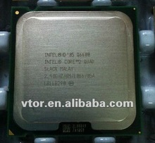Hot Sale Cheap Price SLACR Intel Core 2 Quad Q6600 Quad Core 8MB LGA 775 Computer Processor Brands