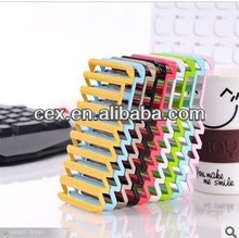 Wholesales Stripe hollow Ladder Stairs Pattern Hard Case for iPhone 5 5g