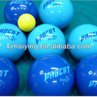 Resin Customized Logo Bocce Set