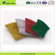 Scouring sponge clean kitchen accessory cleaning pad