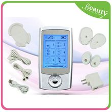 Mini tens therapy machine H0Ttg high-end digital massager
