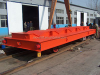 Heavy Transport cart Applied in Re-Rolling Steel Industry Group