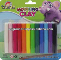 Modeling Clay 200g 12 colors
