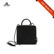 2014 SS Fashion Leather Small Square Handbag/Bao Bao Women Bag/Dongguan Bag
