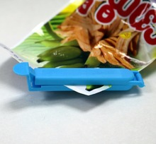 2017 New product cheap Plastic sealing clip for food bag