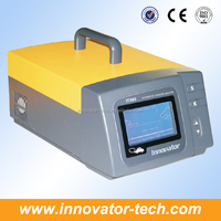 Automatic car truck automotive exhaust gas analyzer with CE IT585