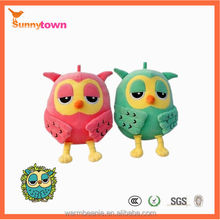 stuffed plush toy animals plush Material Owl Type plush toy for child